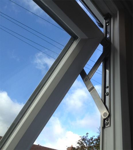 UPVC Window Hinge Replacement